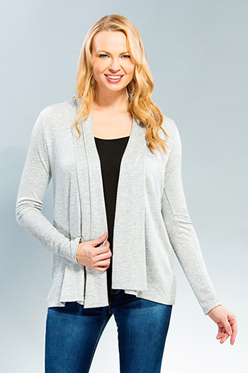 Women Long Sleeve Cardigan