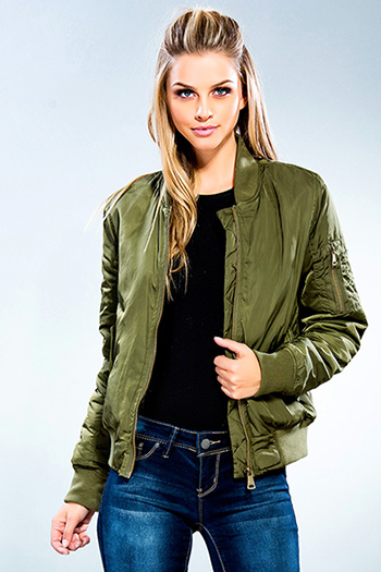 Junior Bomber Jacket