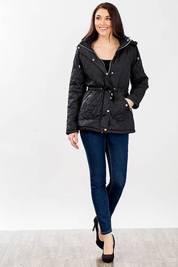 Women Quilted Puffer Coat