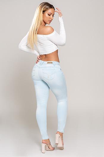 Junior WannaBettaButt Skinny Jean