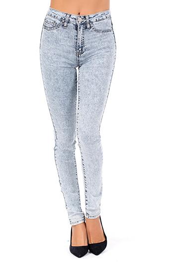 Junior High-Rise Super Soft Skinny Jean