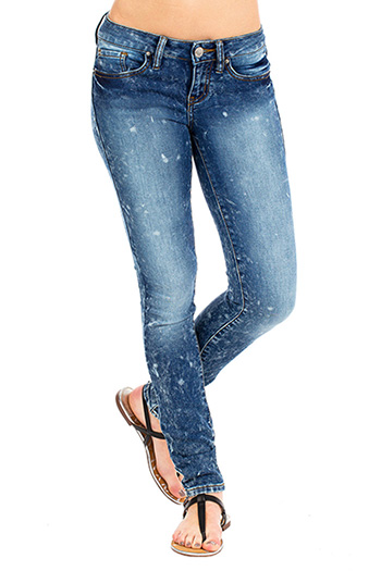 Junior Knit Fit Skinny Jean