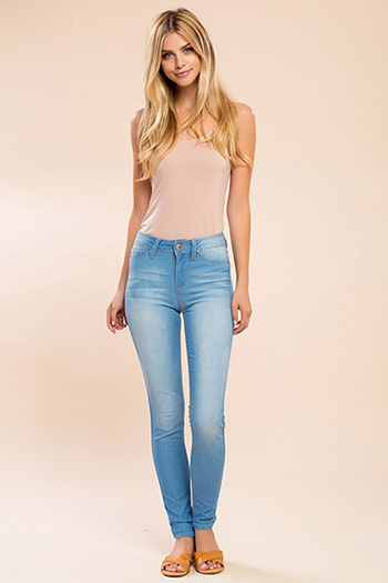 Junior Mid-Rise Super Soft Skinny Jean