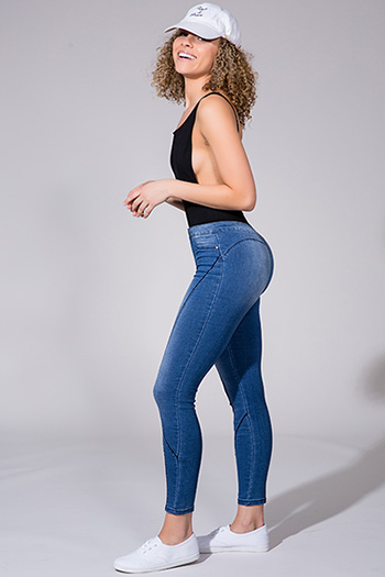 Junior Hyperflex Heart Yoke Skinny Jean