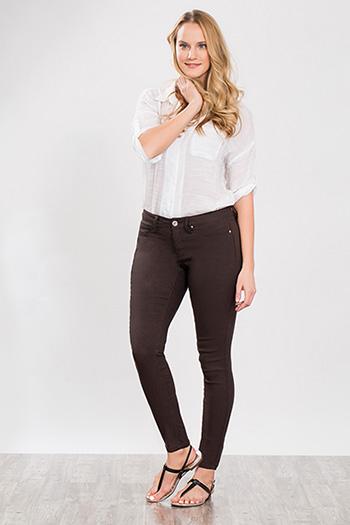 Women Petite Hyperstretch Skinny Jean