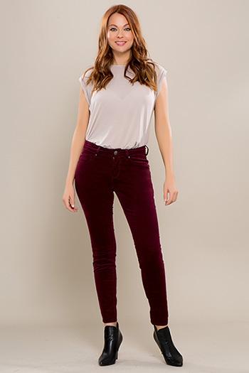 Women Petite Corduroy Pants