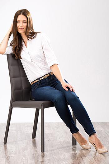 Women Petite Super Soft Skinny Jeans