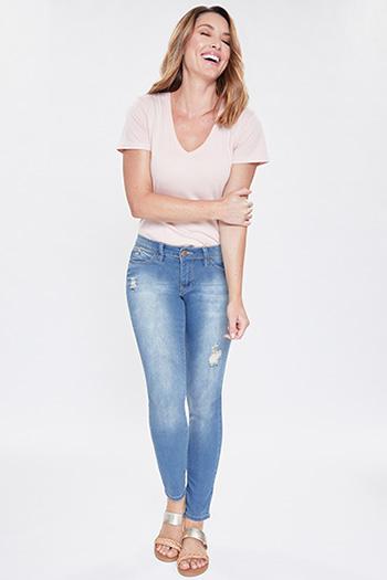 Women WannaBettaButt Skinny Jean