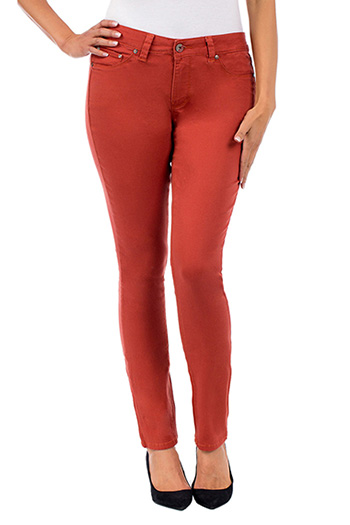 Women Basic Skinny Jeans