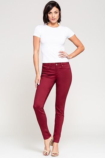 Women Basic Skinny Jean