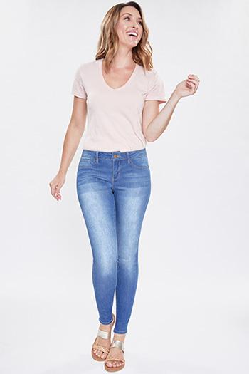 Women Essential Super Soft Skinny Jeans