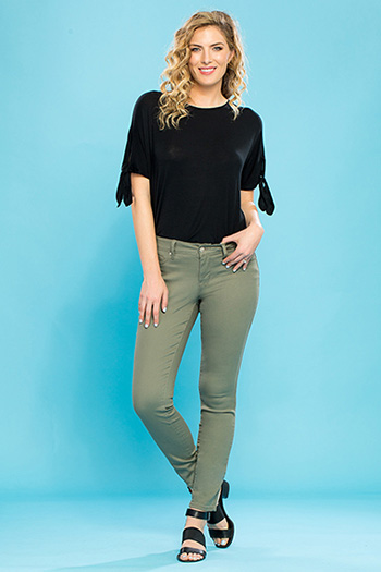 Women Basic Skinny Pant