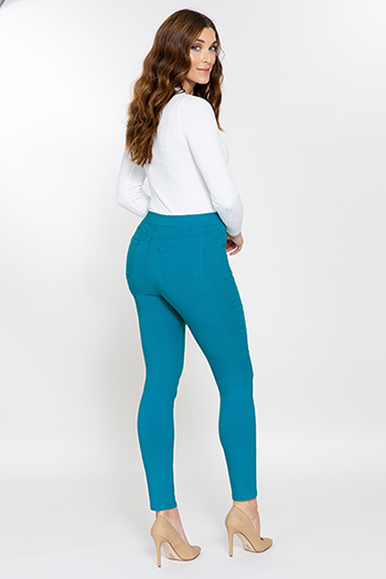 Women Pull-On Hyperstretch Skinny
