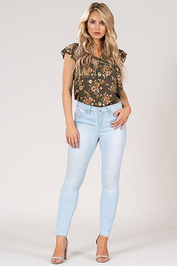 Women WannaBettaButt Super Soft Skinny Jean