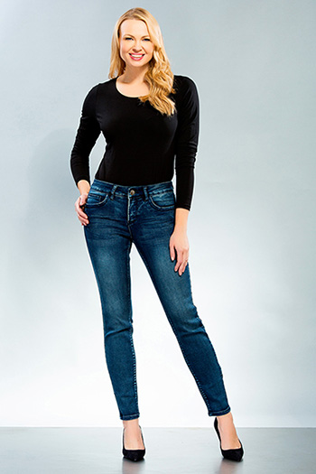 Women Slim-Hers Skinny Jeans