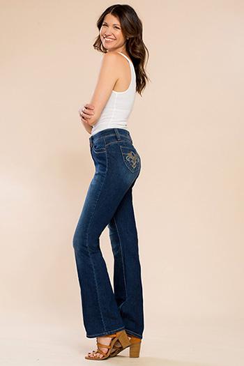 Women WannaBettaButt Bootcut Jeans