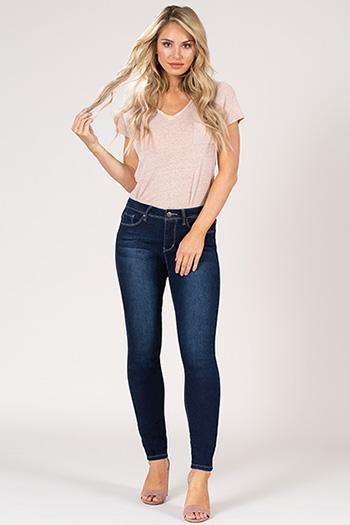 Women WannaBettaShape Mid-Rise Skinny Jean