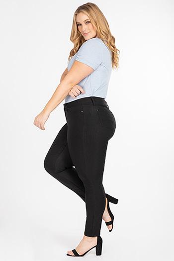 Women Plus Size Hyperstretch Skinny