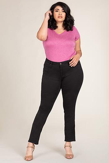 Women Plus Size WannaBettaButt Skinny
