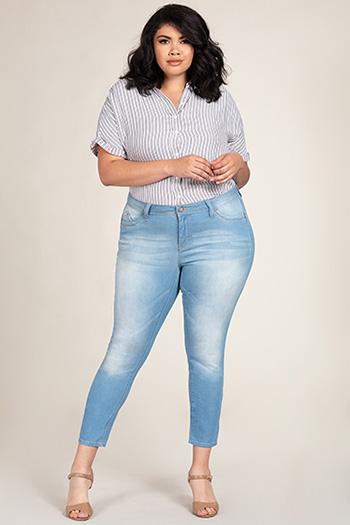 Women Plus Size WannaBettaButt Anklet
